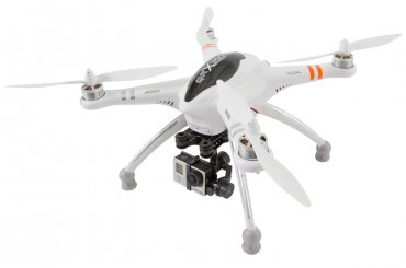 XciteRC Quadrocopter QR X350 Pro RTF - FPV-Drohne für GoPro Hero3 Kamera - RC-Drohnen.de