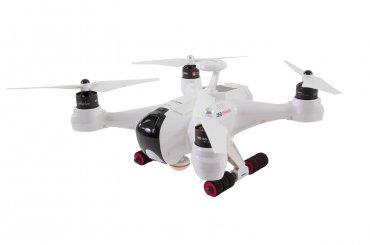 XciteRC Quadrocopter X350 Premium RTF - FPV-Drohne mit Full HD Fisheye Kamera - RC-Drohnen.de