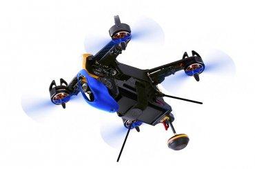 Walkera F210 3D RTF Racing-Quadrocopter - RC-Drohnen.de