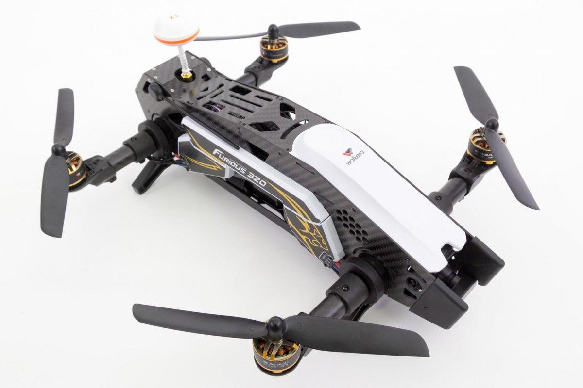 Walkera Furious 320 F3 FPV Racing-Quadrocopter RTF - RC-Drohnen.de