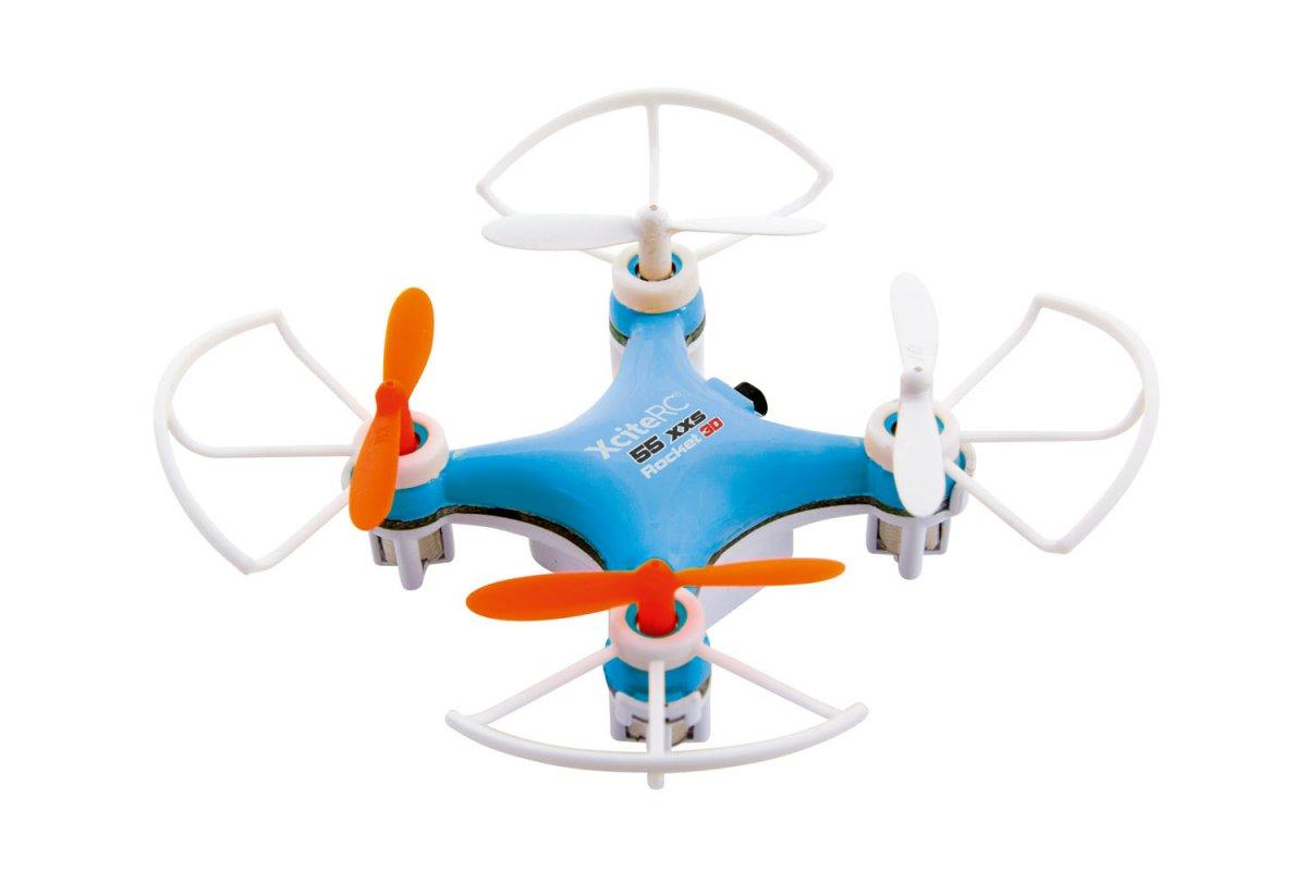 Rocket 55XXS V2 4 Kanal RTF Quadrocopter - RC-Drohnen.de