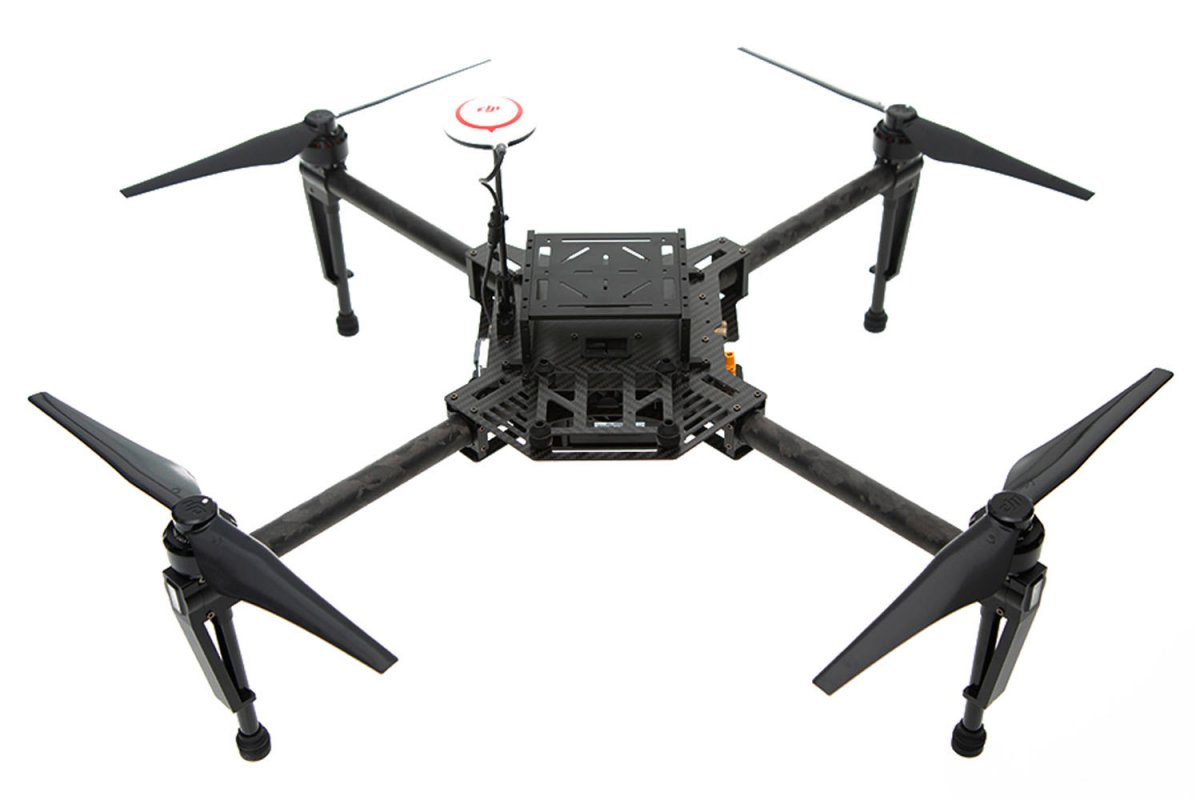 DJI Matrice 100 Quadrocopter - RC-Drohnen.de