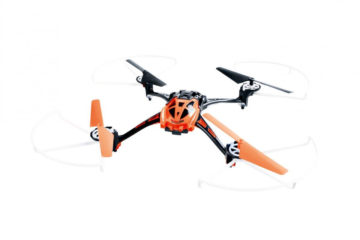 Rocket 250 3D - 4 Kanal RTF Quadrocopter mit Kamera - RC-Drohnen.de