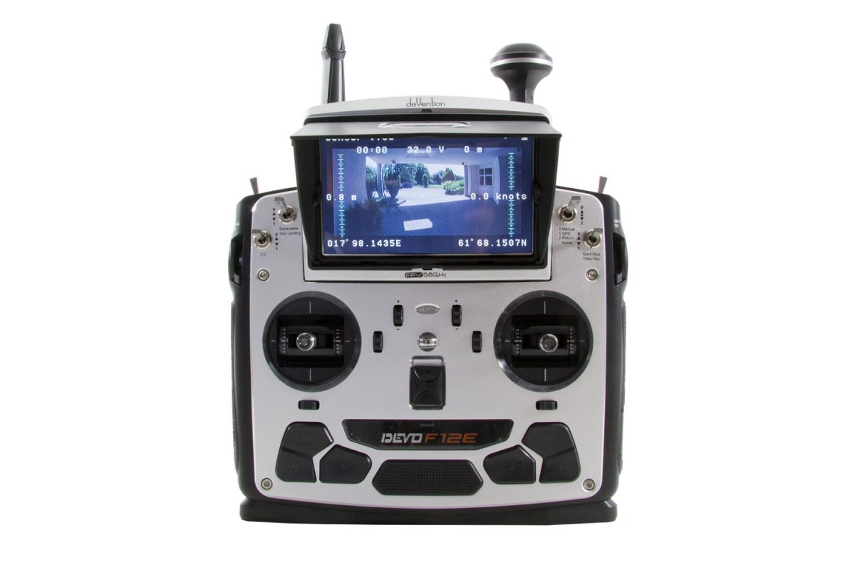 XciteRC Hexacopter H500 RTF - FPV-Drohne für GoPro Hero 3 Kamera - RC-Drohnen.de