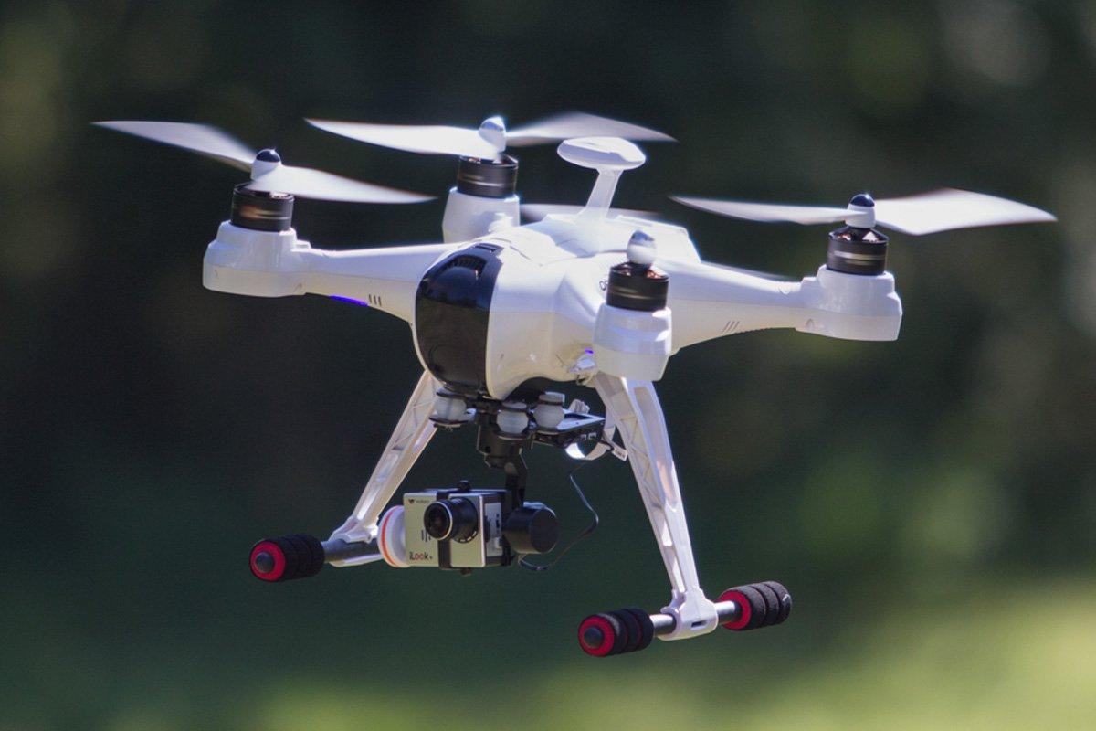 XciteRC Quadrocopter X350 Premium RTF - FPV-Drohne mit iLook+ Full HD Kamera - RC-Drohnen.de